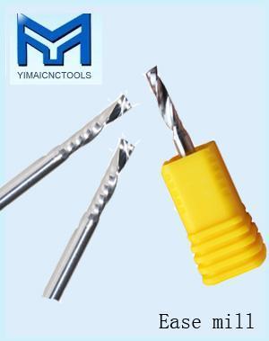 超微粒整體硬質合金單刃銑刀