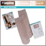 夏季  短丝袜 天鹅绒透气防脱丝袜 广东袜子厂家