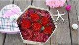 云南永生花玫瑰 七夕情人节礼物 保鲜花创意礼品 暖暖的爱