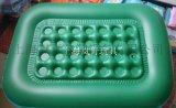 上海充氣玩具充氣pvc水池廠家直銷