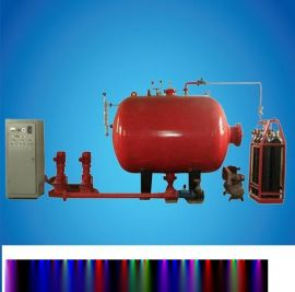气体顶压消防给水设备DLC0.4/10-6