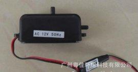 DC12V5L/MIN空气压缩机 微型气泵 臭氧机活氧机解毒机气泵配件