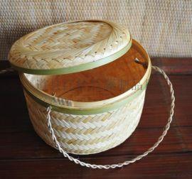 江桥竹藤生态装饰竹编厂为全国茶叶厂商批发定做各种规格的茶叶包装盒