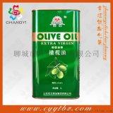 食用油鐵罐定制加工生產,鐵盒包裝,食用油鐵盒