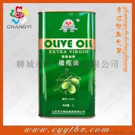 食用油铁罐定制加工生产,铁盒包装,食用油铁盒