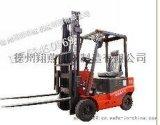 供应电动叉车 座驾式四轮电动叉车 1.5吨升高3米