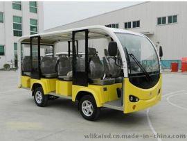 苏州观光车 十一座电动游览车 利凯士得电动观光车
