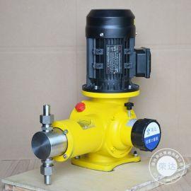 计量泵厂家直销 J-X柱塞式计量泵 耐酸碱计量泵 加药泵