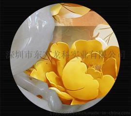 **瓷砖背景墙、亚克力板  艺术玻璃uv打印机专业供应厂家