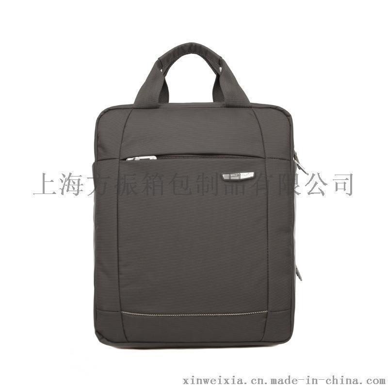 2020展会礼品上海箱包厂订做单肩电脑包fzliu612