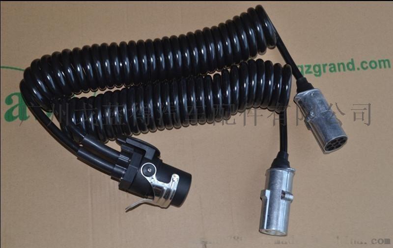 VOLVO FM400七芯線21971558/21680290,掛車鏈接線20577434/20946389