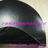 环保防水 耐磨 强力度 抗UV黑色PVC涂层夹网布
