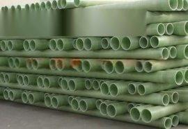 直径dn100mm玻璃钢电缆穿线保护套管制造厂家