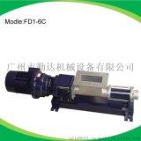 纺织业螺杆泵 输送发泡胶泵   专业品质德国技术厂家批发