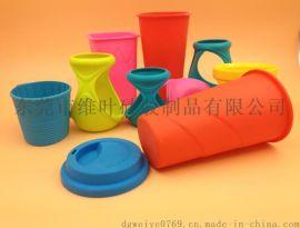 环保硅胶杯套马克杯硅胶隔热套
