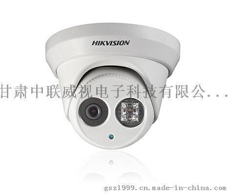 兰州校园监控安装200万高清网络摄像机