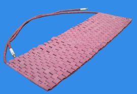 厂家  履带式陶瓷电加热器 热处理温控设备生产商