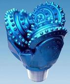 江汉HA517三牙轮钻头石油钻采工具