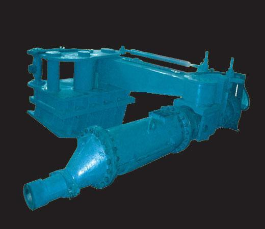 液壓泥炮(KD75, KD100)