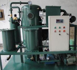 ZLA-100变压器油双级真空滤油机