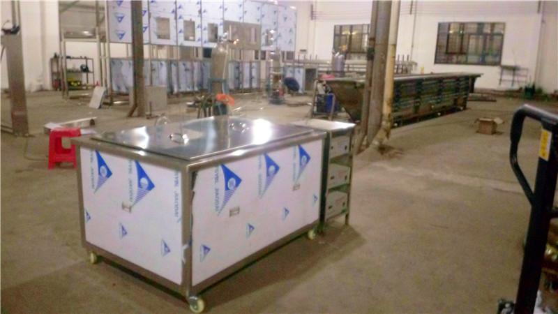 顺德厂家直销现货 发动机洗积碳重油污超声波清洗机
