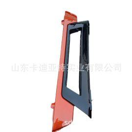 重汽 豪沃 HOWO T7H 系列 駕駛室配件 保險槓中段 廠家圖片 價格