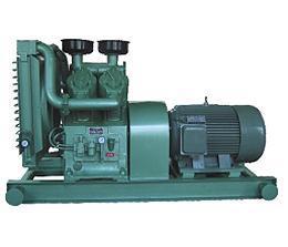蓝星2V-6.5/12油田  压缩机压风机
