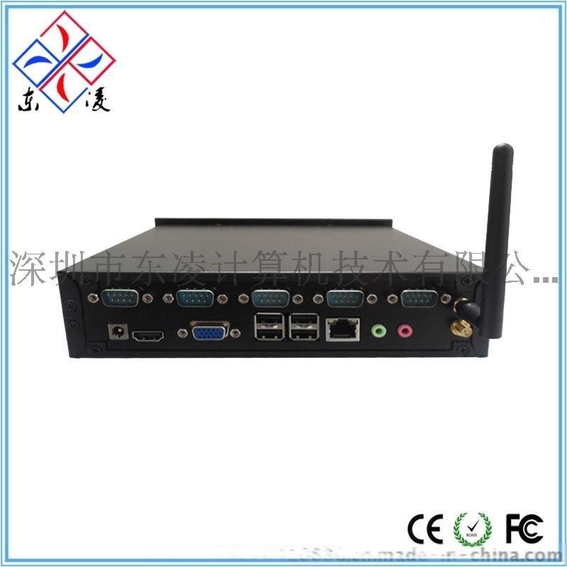 1037U处理器防尘耐高温工控主机