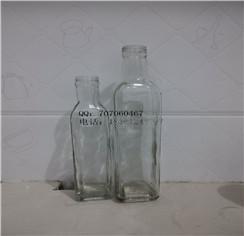 大华玻璃橄榄油瓶,核桃油瓶,玻璃瓶