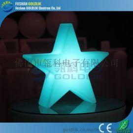 LED五角星裝飾燈 KTV使用情景星星燈 私人PARTY專用 PE環保