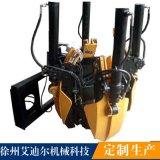 种植机械移植机挖树机移树机价格 滑移装载机配移树机价格