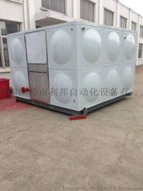 保温不锈钢水箱玻璃钢水箱厂家直销