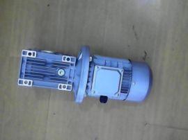 上海欢鑫蜗轮蜗杆减速机NMRV090-15-1.5KW