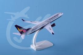 飞机模型20cm模型B737-800乌鲁木齐航空