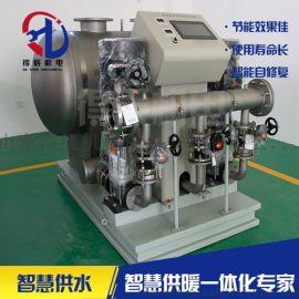 不锈钢变频供水无负压供水管网二次增压加压设备