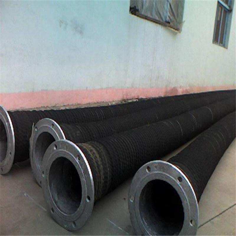 厂家生产 耐高温大口径胶管 隔热橡胶管 质量保证