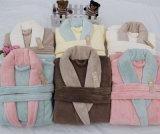 韩式新品珊瑚绒超柔软细腻浴袍浴裙