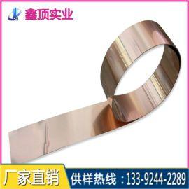 NGK铍铜厂家 C17200铍铜带现货深圳