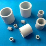 陶瓷拉西环填料 耐酸耐高温陶瓷填料