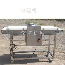商用高效豆皮切丝机油皮切条机