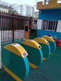 幼兒園閘機 304不鏽鋼烤漆,幼兒園運用