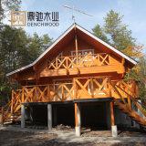 木製別墅 海邊度假區休閒木屋住宅木採摘園別墅