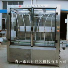 大豆油直线灌装机  菜籽油直线灌装机  全自动 直线灌装机