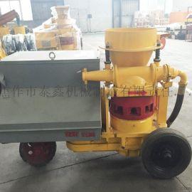 申鑫牌水泥混凝土喷射机  湿式喷浆机