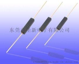 智慧鎖專用玻璃幹簧管 抗振防摔塑封幹簧管廠家熱銷中