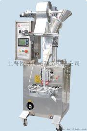 原味奶茶粉立式包装机、速溶珍珠奶茶立式自动包装机