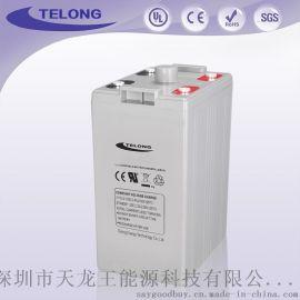 厂家供应2V500AH高品质光伏电站 通信基站 铁路系统铅酸蓄