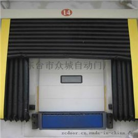 批發生產上海地區充氣式門封 海綿式門封 冷庫門配套門封