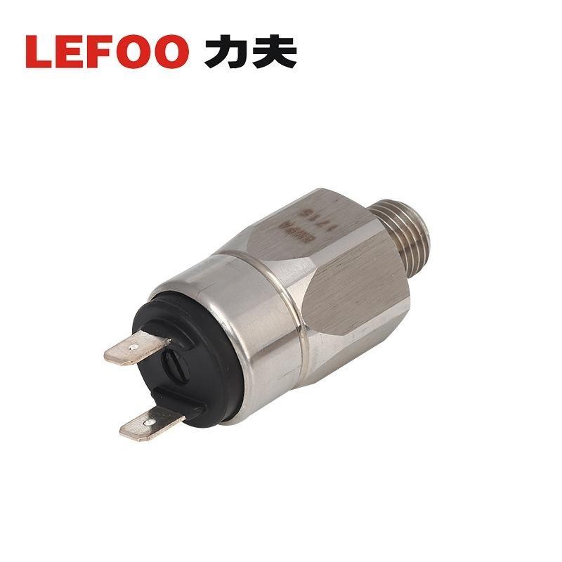 不鏽鋼機械式壓力開關 耐高(膜片式)1~20bar