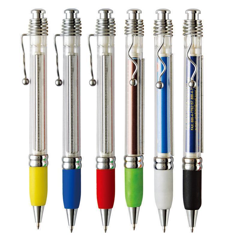 广告拉纸笔拉画笔圆珠笔 展会礼品笔拉画笔定制